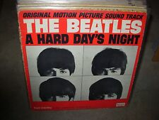 BEATLES a hard day's night ( rock ) united mono - i cry instead -