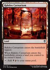 RAKDOS CARNARIUM Commander 2016 MTG Land Unc