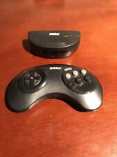 Sega Genesis Official Wireless Controller MK-1629 and Receiver MK-1648 Working!