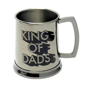 King of Dads Metal Mug