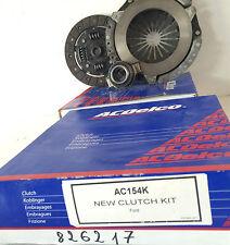KIT FRIZIONE FORD ESCORT IV Cabriolet (ALF) 1.4 02.87 - 07.90 54 73 1392 AC154K