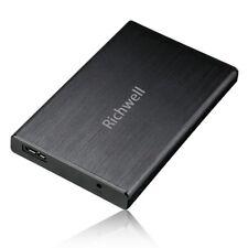 "500GB External Portable 2.5"" USB 3.0 Hard Disk Drive HDD with 1Y Warranty"