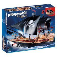 Bateau Pirates des Ténèbres - Playmobil Les pirates