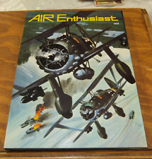 1972 Book/AIR ENTHUSIAST, January 1972 to June 1972, Bound Volume/Illustrated