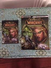 Brady Games:World Of Warcraft Official Strategy Guide The Burning Crusade + Man