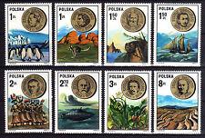 POLONIA/POLAND 1973 MNH SC.2002/2009 YT.2121/2128 Polish Scientists