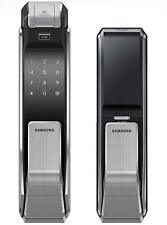 NEW Samsung SHS-P718LMK/EN Fingerprint Digital Door Lock Push Pull ENGLISH