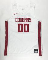 New Nike Washington State Cougars #00 Basketball Jersey Men's Large White 930657