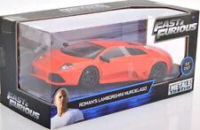 Roman`s Lamborghini Murcielago Fast and & Furious orange Film 1:24 Jada NEU