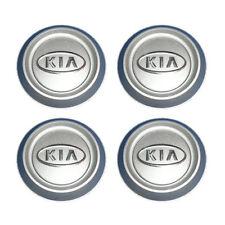 Genuine 529603E070 Wheel Hub Cap Cover Emblem 4p for 2003 2006 Kia Sorento