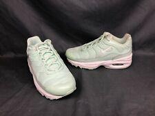 Nike Air Max Plus (Ps) Athletic Sneakers Green Girls Size 13 Display Model!