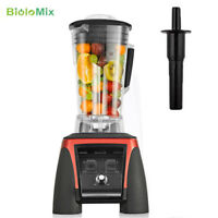 BPA Free 3HP 2200W Heavy Duty Commercial Blender Mixer Juicer Processor