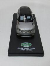 Range Rover Velar First Edition Modellauto Original 1:43 Silber 51LEDC233SLY