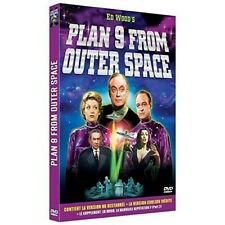 Plan 9 from Outer Space (Ed Wood) DVD NEUF SOUS BLISTER
