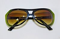 DITA Alpine Made In Japan Green Black Frame Sunglasses