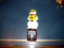 """""""Winters Bourbon Cask Ale"""" Beer  tap handle SNOWMAN/BUDWEISER/OOP"""