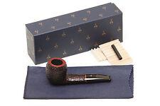 Savinelli Lolita Rustic Briar 03 Tobacco Pipe