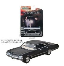 `67 Chevrolet Impala SUPERNATURAL Movie Car 1967***Greenlight  1:64 OVP