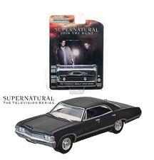 Chevrolet Impala SUPERNATURAL Movie Car 1967***Greenlight  1:64 OVP