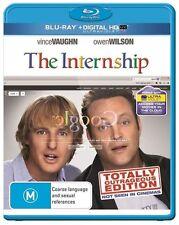 The Internship (Blu-ray, 2013)