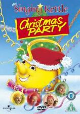 THE SINGING KETTLE CHRISTMAS PARTY DVD KIDS