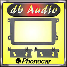 Phonocar 3/586 Mascherina AutoRadio 2DIN VW Golf 5 V Cornice Adattatore Radio