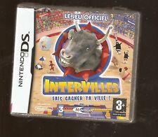 INTERVILLES !!! Hyper Fidéle à la Série TV. DS/2DS/3DS. Jeu NEUF Blister
