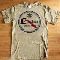 CUBA T-shirt Cuban Tee Shirt Heritage Nationality Country Tee Shirt Cuba Tee