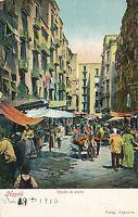 NAPOLI – Strada di Porto – Naples – Italy