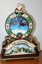 Christmas Countdown Clock Costco Santa New in Box Mantel Days til Christmas