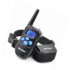 New listing Petrainer Pet998drb Dog Training Collar Rechargeable and Rainproof 330yd