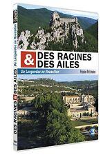 29415/ DES RACINES ET DES AILES DU LANGUEDOC AU ROUSSILLON DVD NEUF SANS BLISTER