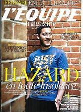 L'EQUIPE MAGAZINE N°1716 6 JUIN 2015  HAZARD/ FERRARI/ ROLAND-GARROS/ BERGEROO