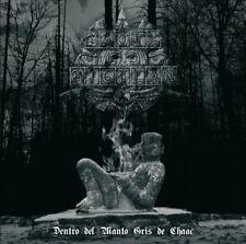 HEAVY METAL - Yaotl Mictlan - Dentro Del Manto Gris De Chaac - CD