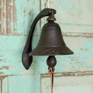 Reproduction Vintage Logan Dinner Bell Vintage Country Home Decor