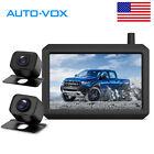 AUTO-VOX W7PRO Upgrade Car Wireless Backup Camera Kit &  5