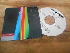 CD Indie Shining - Quicksilver (2 Song) Promo ZUMA RECORDINGS cb