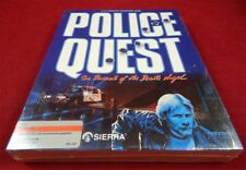Apple 2: Police Quest: In Pursuit of the Death Angel - Sierra 1987 *new*