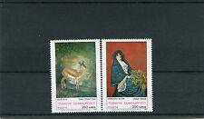 TURCHIA-TURKEY 1970 serie quadri 1956-57 MNH