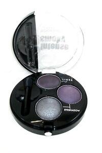 BOURJOIS INTENSE SMOKY eyeshadows and eyeliner 62 Violet Constelle