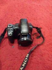 Sony Cybershot DSC-HX1 9.1 MP Digital Camera - Black