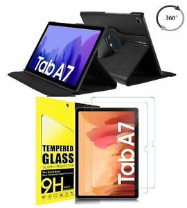 For Samsung Galaxy Tab A7 10.4 (2020) Screen Protector / Flip Case Smart Cover