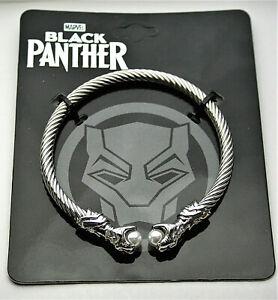 Marvel Comics Black Panther Shuri Gauntlet Cable Rope Bangle Bracelet New MIP