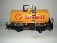LGB 4040 Shell Tankwagen Spur G auch für Piko Gartenbahn Lehmann
