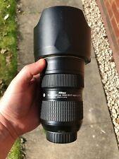 Nikon 24-70mm NIKKOR f2.8 g AF-S ED lens