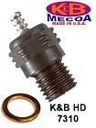 K&B 7310 LONG REACH HEAVY DUTY GLOW PLUG for Model Engines