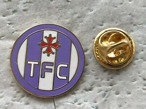 FUSSBALL  PIN  BADGE  FOOTBALL FRANCE INSIGNE TOLOUSE F.C. (2)