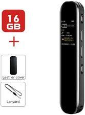 --ENVIO DESDE ESPAÑA-- Grabadora de Voz Digital Portátil HD Micrófono Incorporad