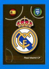 FIFA 365 2016-17 Panini 2017 Figurina-Sticker n. 79 - SCUDETTO REAL MADRID-New