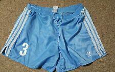 Pantaloncino adidas nylon sprinter Shiny Shorts glanz pants196 vintage70'D7